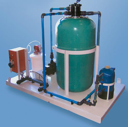 Skid Mounted Drinking Water Plants